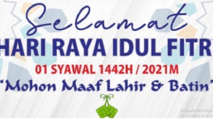 Kata-kata Mutiara Selamat Hari Raya Idulfitri 1442 H, Cocok Dikirim Lewat WA hingga Facebook