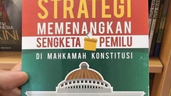 Denny Indrayana Kalah di Sidang MK, Buku Strategi Menang Sengketa Masih Dijual