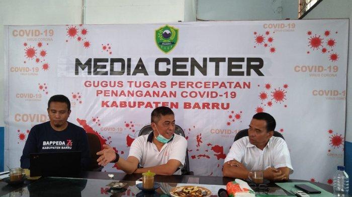 Orang Dalam Pengawasan Virus Corona di Barru Bertambah Menjadi 74 Orang, Lihat Penyebarannya
