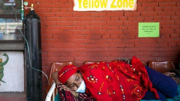 Covid-19 India Menyebar Cepat ke Negara Tetangga, RS Kewalahan Tangani Pasien hingga Vaksin Menipis