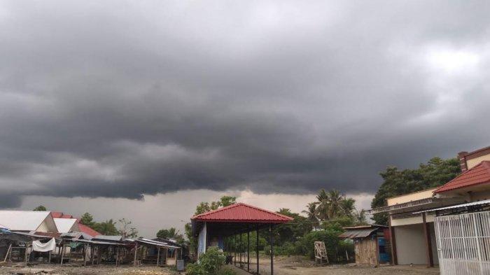 Rabu 19 Februari 2020, Hujan Guyur 22 Kecamatan di Kabupaten Luwu Hari Ini