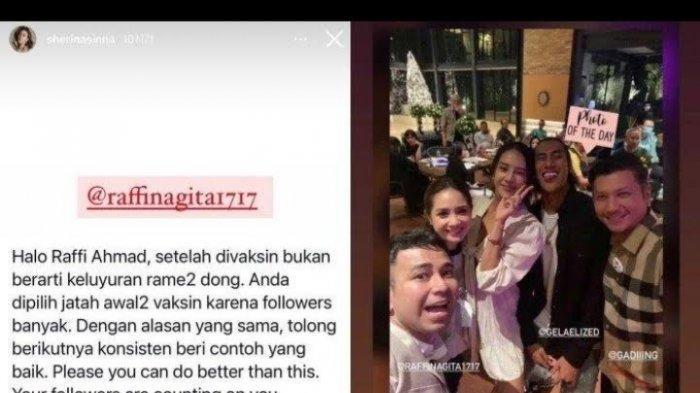 Polisi Sebut Ada Mantan Gubernur DKI Jakarta beserta Istri di Acara yang Didatangi Raffi Ahmad