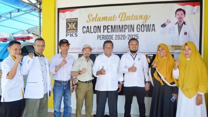 PKS Jaring Kerabat Kontestan Pilkada Gowa 2015