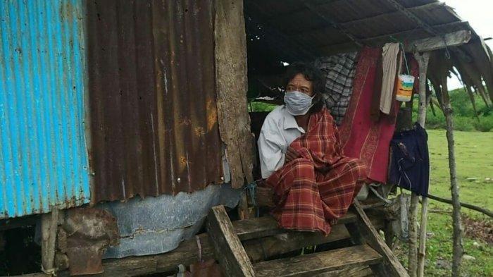 Kisah Pilu Pasutri di Takalar, Tinggal di Gubuk Tanpa Listrik, Tak Pernah Tidur Lelap Kala Hujan