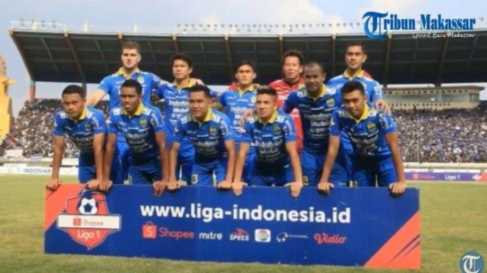 Daftar 18 Pemain Persib Siap Tempur Lawan Borneo FC: Maung Bandung Tak Diperkuat Dua Pemain Kunci