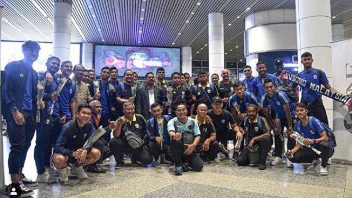 Daftar 18 Pemain Persib Terbang ke Malaysia, 3 Pemain Asal Brasil: Teja Paku Alam 'Tendang' I Made