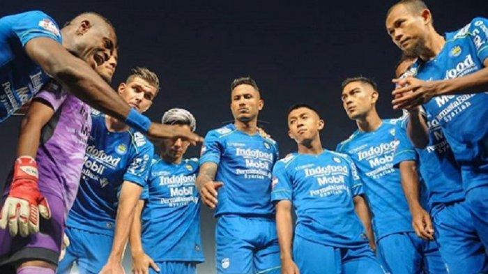 DAFTAR 20 Pemain Persib Bandung Siap Tempur Lawan Arema FC, Eks Pemain Bintang PSM Tak Masuk List