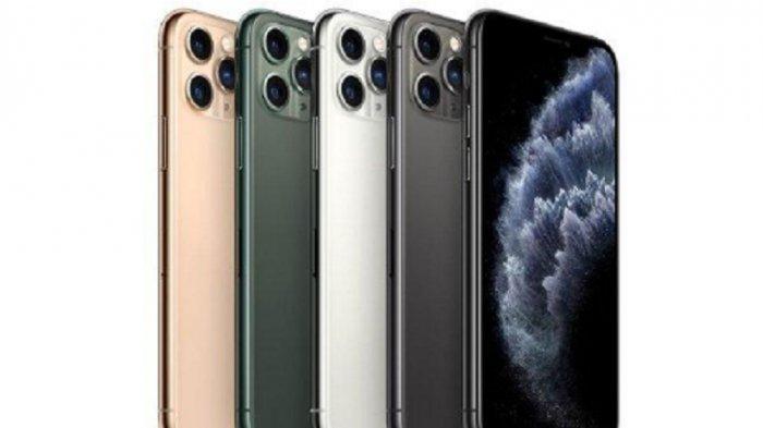 Daftar Harga HP iPhone Terbaru Bulan April 2020: 11 Pro Max 512 GB Seharga Rp 27,5 Jutaan