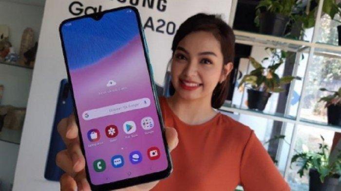 Daftar Harga HP Samsung Terbaru Bulan Februari 2020: Galaxy M10 Rp 1,5 Jutaan, S10 5G Rp 13 Jutaan