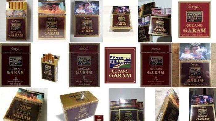 Daftar Harga Rokok yang Naik Tahun 2020, Surya 16, Djarum 76, Marlboro, Sampoerna, Cara Berhenti