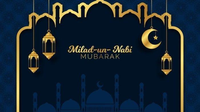 Kata Bijak dan Ucapan Selamat Maulid Nabi Muhammad SAW, Share di WhatsApp, Facebook, Instagram