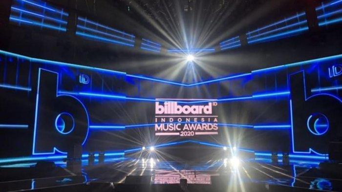 Daftar Lengkap Pemenang Billboard Indonesia Music Awards 2020, Andmesh Sukses Boyong 3 Piala