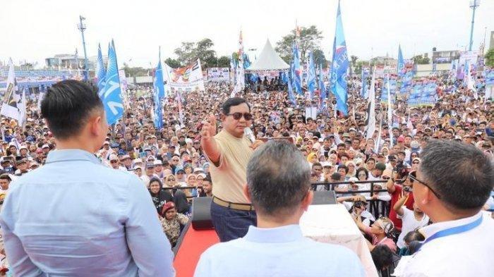 DAFTAR Nama-nama Calon Menteri dari Partai Gerindra di Kabinet Jokowi, Sahabat Prabowo & Sandi Masuk