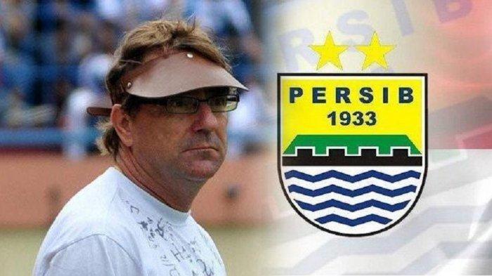 Daftar Pemain Asing yang Didepak Persib Bandung, Sesuai Permintaan Pelatih Robert Alberts?