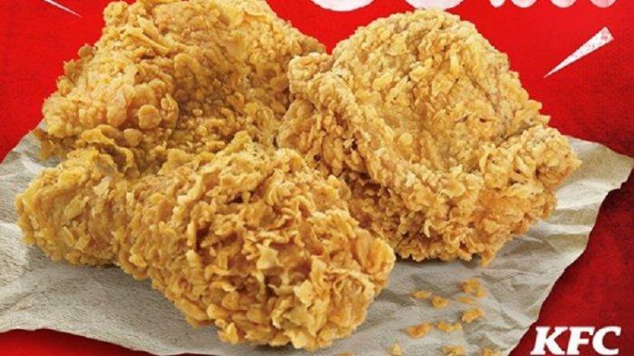 DAFTAR Promo Spesial Hari Valentine dari KFC, McD, J.CO hingga Richeese, Yuk Traktir si Doi!