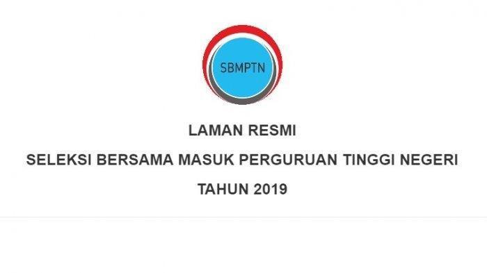 Daftar SBMPTN 2019 Sekarang di http://pendaftaran.sbmptn.ac.id, Tahun Ini Gratis! Cek Kuota PTN