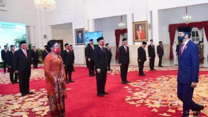 Daftrar Lengkap 12 Duta Besar yang Baru Dilantik Presiden Jokowi, Putra Soppeng Jadi Dubes di Mesir