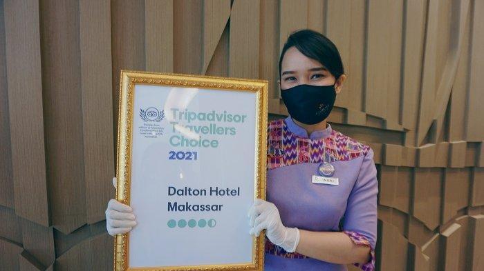 Dalton Makassar Sabet Travelles Choice Award 2021
