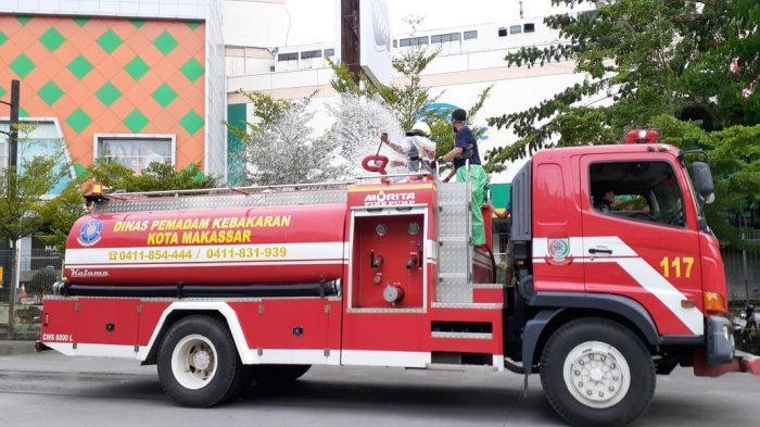 Damkar Makassar Buka Lowongan Kerja, Mako Diserbu Pelamar Tanpa Jaga Jarak
