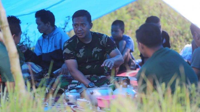 Kenalkan Letkol Marinir Laode Jimmy, Danlanal Mamuju yang Jangkau 2 Desa Terisolir di Majene