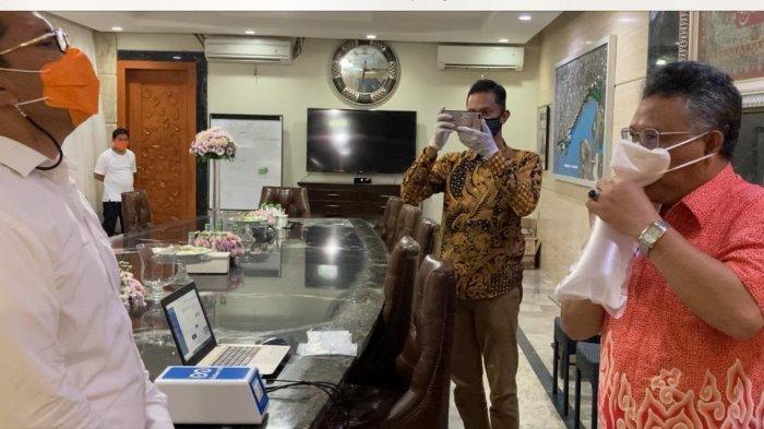 Wali Kota Makassar Ngotot Pakai GeNose untuk Cek Paru-paru Siswa, Mantan Rektor Unhas Bingung