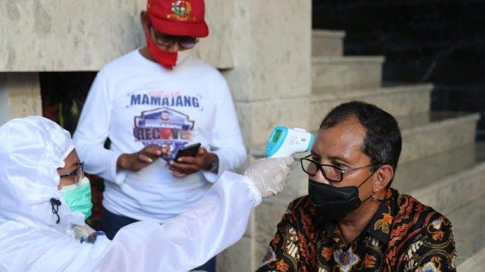 Penjelasan Jubir Makassar RecoverSoal Honor Tim Detector Belum Cair