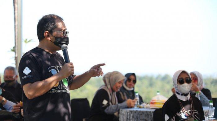 Hadiri Acara Silaturrahmi Ikatek Unhas, Danny Pomanto: Hak Cipta Arsitek Harus Dilindungi