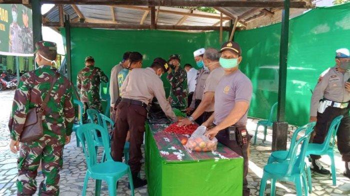 Bantu Masyarakat yang Terdampak Covid-19, Kodim dan Polres Pangkep Siapkan Dapur Umum