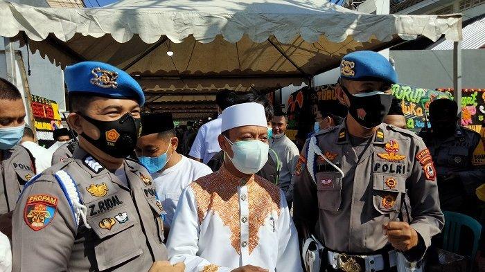 Melayat ke Rumah Duka AGH Sanusi Baco, Ustaz Das'ad Latif: Kita Kehilangan Ilmu&Ketauladanan; Dakwah