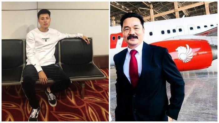 Sempat Heboh Surat Suara Tercoblos,Perolehan Suara Anak Bos Lion Air Davin Kirana Jadi Sorotan Lagi