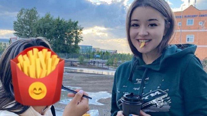 SIAPA Dayana? Wanita Cantik Kazakhstan yang Ajak Fiki Naki Menikah