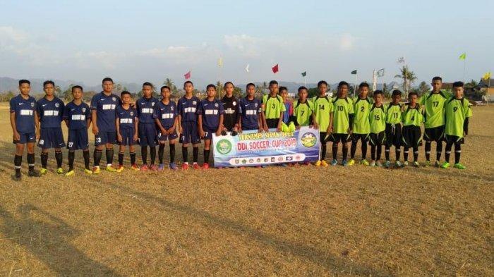 DDI Soccer Cup Pangkep Memasuki Perempat Final, Ini Tim yang Lolos