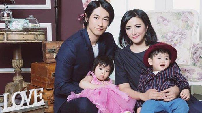 Foto-foto Cantiknya Putri Dirut PT Sido Muncul, Istri Aktor Ganteng Jepang Dean Fujioka