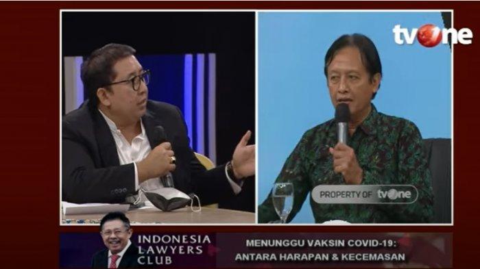 Kehebatan Henri Subiakto, Staf Menteri Berani Debat dengan Fadli Zon Anak Buah Prabowo di ILC TV One