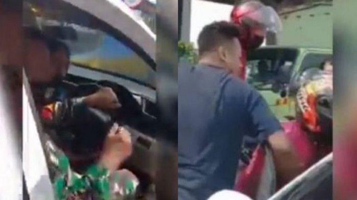 Kelompok Debt Collector yang Kepung Anggota TNI Serda Nurhadi Tak Berkutik Digiring ke Markas Polisi