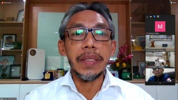 Unhas Sambut Mahasiswa Baru PPDS Pulmonologi dan Kedokteran Respirasi