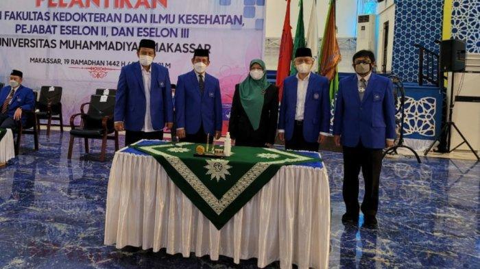Profil Prof Suryani As'ad Resmi Dilantik Jadi Dekan Fakultas Kedokteran Unismuh Makassar