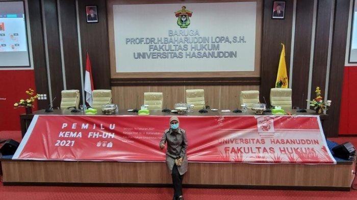 Dekan Fakultas Hukum Unhas Apresiasi e-Voting Pemilu BEM
