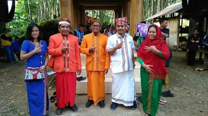 Deklarasi Tim, Tokoh Adat di Toraja Utara Dukung Anis Matta Capres RI