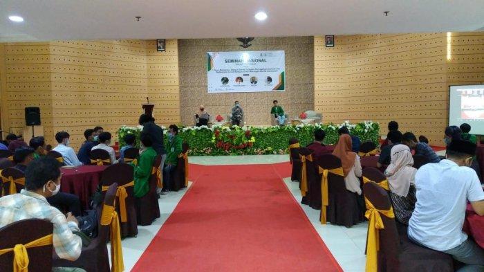 Dema UIN Alauddin Gelar Seminar Nasional, Bahas Pencegahan Intoleransi dan Radikalisme