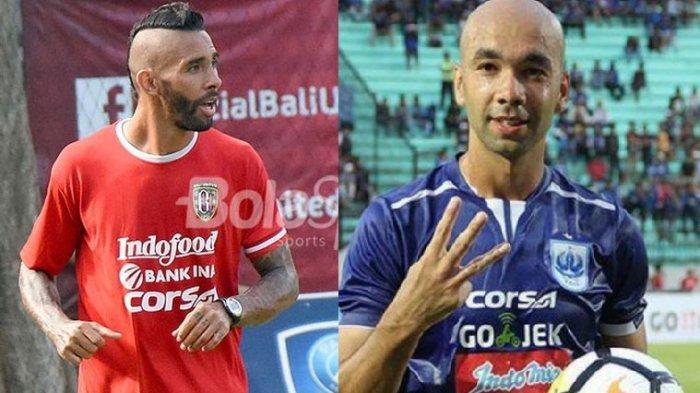 Bursa Pemain - Coret Amevor Persela Rekrut Eks Bali United, Bruno Silva ke PSIS? Apa Main Lawan PSM?