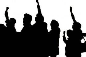Demo di Kantor Gubernur Sulsel, Mahasiswa Ini Ingin Lawan Tuhan, Videonya Langsung Viral