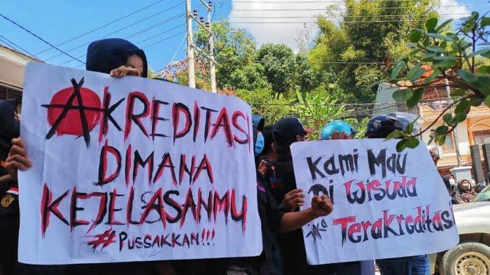 Belum Terakreditasi, Mahasiswa Teknik Sipil UKI Toraja Ogah Bayar Uang Kuliah