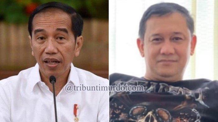 Demo Turunkan Jokowi, Denny Siregar: Yang Teriak Turunkan Jokowi Itu Rakyat Malas,Bukan Rakyat Kecil