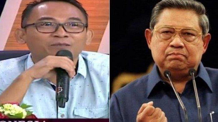 Demokrat Bangga SBY Muncul Sedetik di The Tomorrow War,Eko Kuntadhi: Semoga Sutradaranya Masuk Surga
