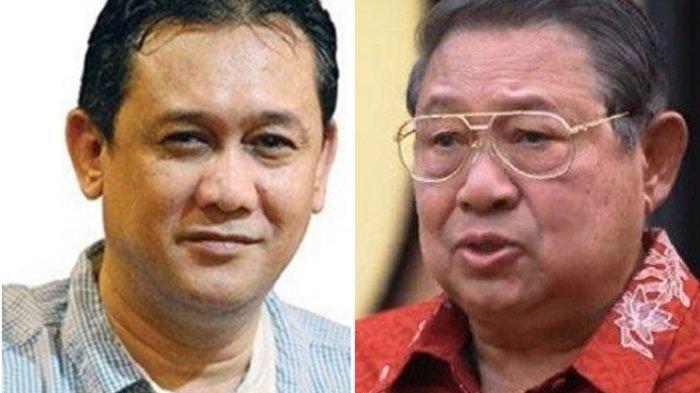 Denny Siregar Sentil SBY: Pepo Cuman Nyumbang 100 Juta Doang toh. Gitu kok Seperti Berkuasa Banget