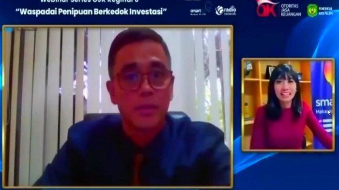 Tingkat Literasi Keuangan Sulsel Masih 32,46%, Berpotensi Terjebak Investasi Bodong