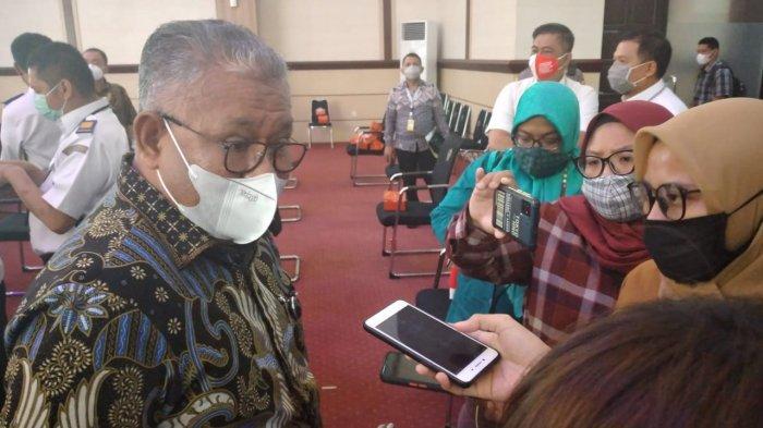 Deputi I Staf Kepresidenan Gebrak Meja di Depan Pejabat Pemprov Sulsel Soal Lahan Kereta Api