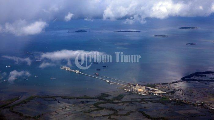 FOTO: Pelabuhan Khusus Biringkassi untuk Kepentingan Ekspor Impor Milik Tonasa