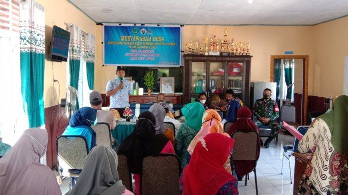 Penyusunan RKP Desa Majannang tahun anggaran 2022 berjalan lancar dan tetap mematuhi protokol kesehatan.